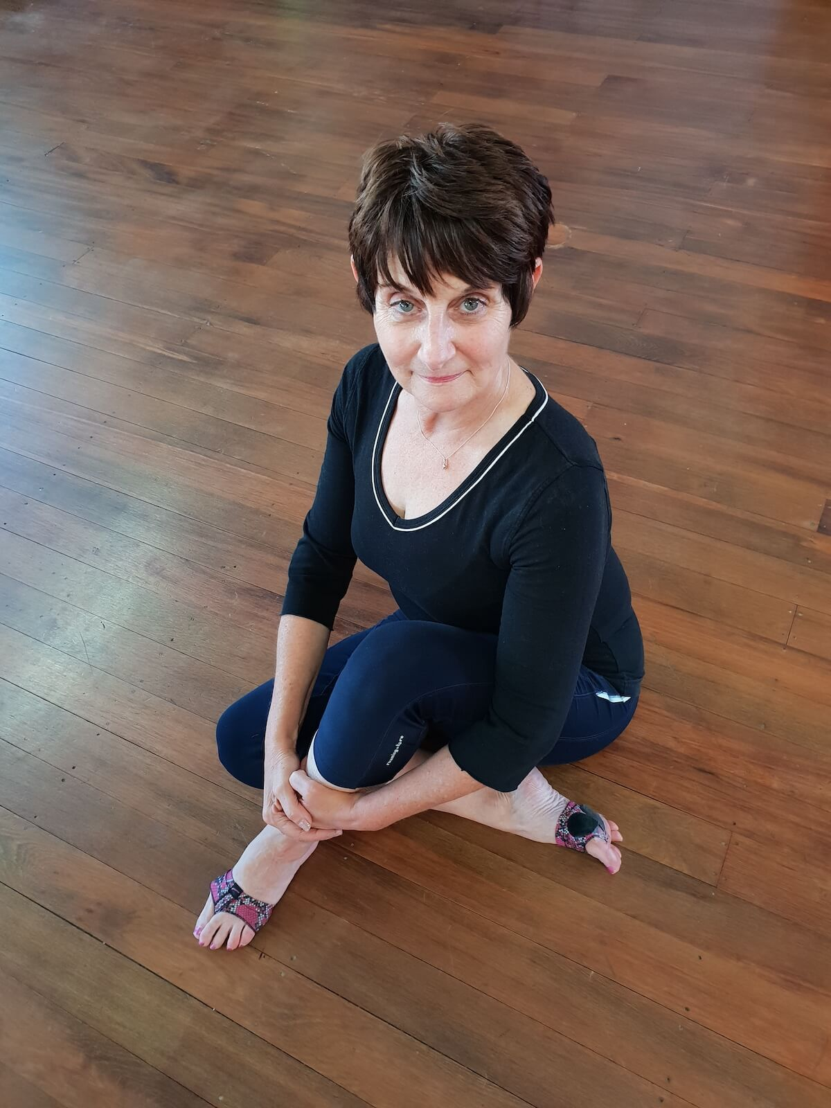 Dance Express Owner, Glenys Murphy